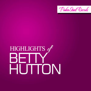 Betty Hutton 歌手頭像
