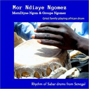 Mor Ndiaye Ngom & Groupe Ngomez Foto artis