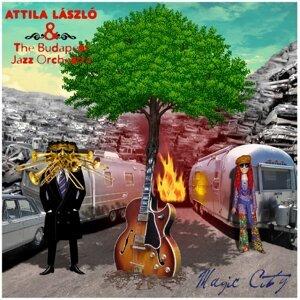 László Attila, Budapest Jazz Orchestra Foto artis