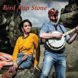 Bird Man Stone Foto artis