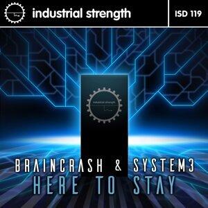 BrainCrash, System 3 Foto artis