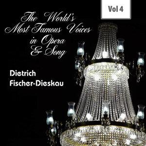 Dietrich Fischer, Dieskau Foto artis