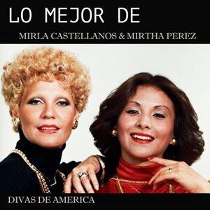 Mirla Castellanos, Mirtha Pérez Foto artis