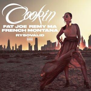 Fat Joe, Remy Ma, French Montana Foto artis