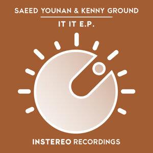 Saeed Younan, Kenny Ground Foto artis