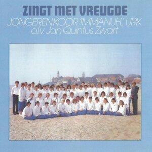 """Jongerenkoor """"Immanuel"""", Jan Quintus Zwart Foto artis"""