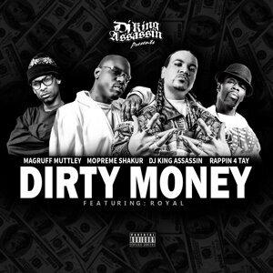 Magruff Muttley, Mopreme Shakur, DJ King Assassin, Rappin' 4-Tay Foto artis