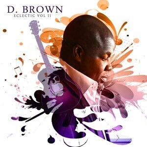 D. Brown Foto artis