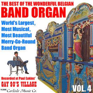 Mortier Beglian Dance Organ Foto artis