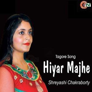 Shreyashi Chakraborty Foto artis