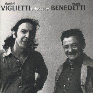 Daniel Viglietti, Mario Benedetti Foto artis