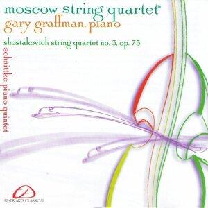 Moscow String Quartet, Gary Graffman Foto artis