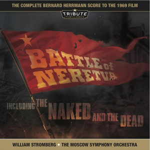 Bernard Herrmann, William Stromberg, Moscow Symphony Orchestra Foto artis