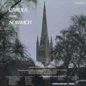 Michael Nicholas, Adrian Lucas, Choir of Norwich Cathedral Foto artis