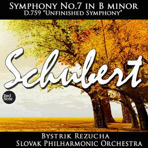 Slovak Philharmonic Orchestra Bystrik Rezucha, Conductor 歌手頭像