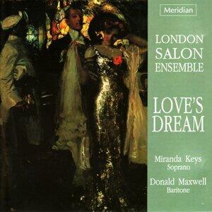 Miranda Keys, London Salon Ensemble, Donald Maxwell Foto artis