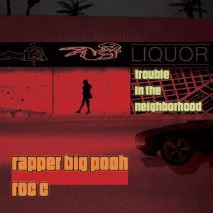 Rapper Big Pooh, Roc C Foto artis
