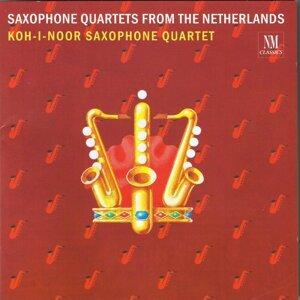 Koh-i-noor-saxophone Quartet Foto artis