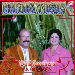 Martha y Jesus Foto artis