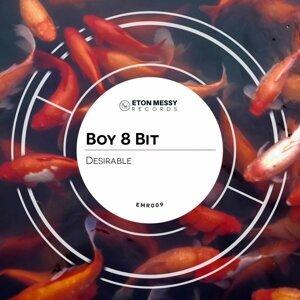 Boy 8 Bit Foto artis