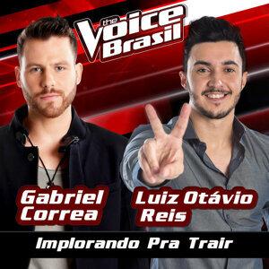 Gabriel Correa, Luiz Otávio Reis Foto artis