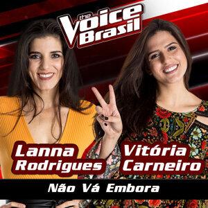 Lanna Rodrigues, Vitória Carneiro Foto artis