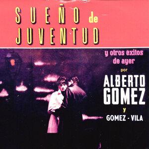 Alberto Gómez, Tito Vila Foto artis