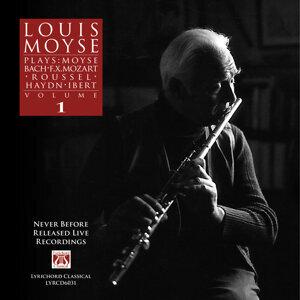 Louis Moyse, Michael Clemens Foto artis