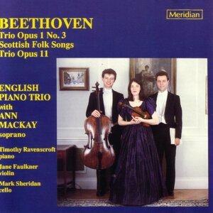 English Piano Trio, Ann Mackay Foto artis