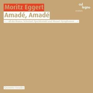Moritz Eggert & Quintetto Amadeo Foto artis