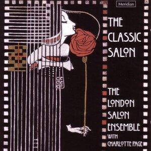 The London Salon Ensemble, Charlotte Page Foto artis