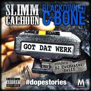 Slimm Calhoun, Blackowned C-Bone Foto artis