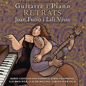 Joan Furió & Lali Vivas Foto artis