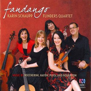 Karin Schaupp, Flinders Quartet Foto artis