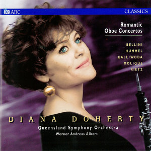 Diana Doherty, Queensland Symphony Orchestra, Werner Andreas Albert Foto artis