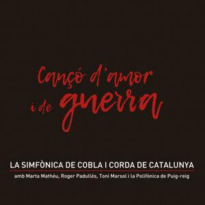La Simfònica de Cobla i Corda de Catalunya Foto artis