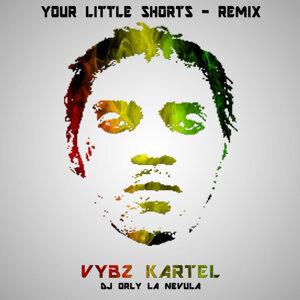 Vybz Kartel Feat. Dj Orly La Nevula Foto artis