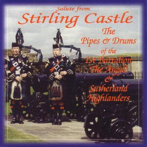 The Argyll & Sutherland Highlanders Foto artis