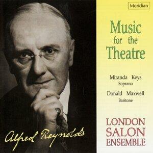 London Salon Ensemble, Miranda Keys, Donald Maxwell Foto artis