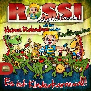 Rossi und die kleinen Rabauken, DieKnallfrösche Foto artis