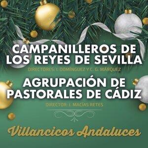 Campanilleros de los Reyes de Sevilla, Agrupación de Pastorales de Cádiz Foto artis