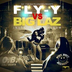Fly-y, Big Laz Foto artis