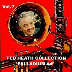Ted Heath Orchestra 歌手頭像