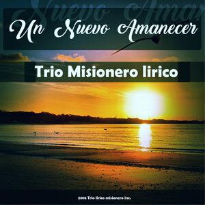 Trio lirico misionero Foto artis