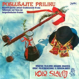 Hrvatski Folklorni Ansambl Gradišća 'Kolo-Slavuj' Foto artis