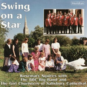 BBC Big Band, Rosemary Squires, The Girl Choristers of Salisbury Cathedral Foto artis