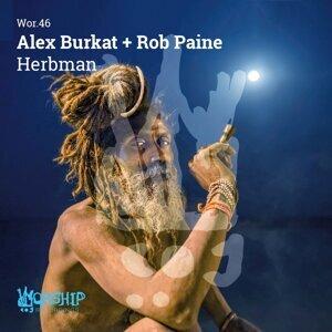 Rob Paine, Alex Burkat Foto artis
