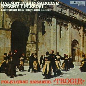 Folklorni Ansambl 'Trogir' Foto artis