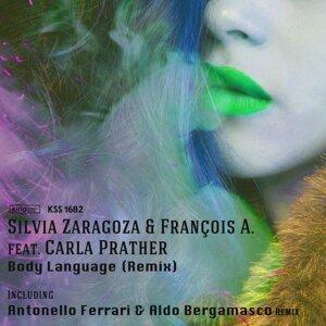 Silvia Zaragoza, François A. Foto artis