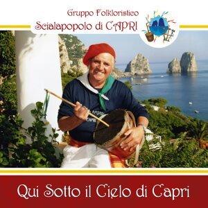 Gruppo Folkloristico Scialapopolo Di Capri Foto artis